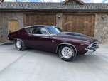 1969 SS Chevelle  for sale $38,000