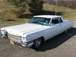 1963 Cadillac Series 62  for sale $12,000
