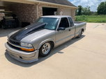 Custom S-10 Drag Truck  for sale $62,000