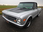 1968 CHEVY C-10 SHORT BED!!! ALL NEW & READY TO SHOW OR