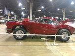 1962 Corvette 70s show car winner Cherry Smash  for sale $75,000