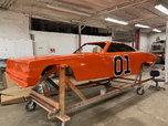 1969 Dodge Charger General Lee Funny car   for sale $17,999
