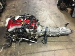 NISSAN SKYLINE GTR R34 RB26DETT MOTOR AND 6 SPEED GETRAG MT   for sale $5,500