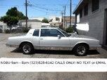 1985 Chevrolet Monte Carlo  for sale $5,000