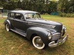 1941 Hudson Commodore Series 14  for sale $10,499