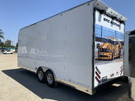 2010 CNC 20' FULLY LOADED CAR/RACING TRAILER  for sale $16,800
