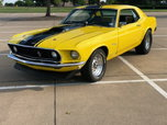 1969 Ford Mustang Coupe Resto Rod For sale   for sale $45,000