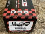 Miata Hawk Brake Pads  for sale $89