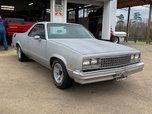 1982 Chevrolet El Camino  for sale $5,500