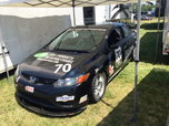 Honda Civic Si Race Car