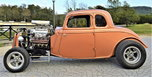1934 Ford 5 Window Coupe All steel  for sale $69,000