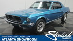 1968 Ford Mustang  for sale $29,995