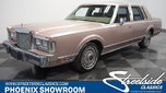 1986 Lincoln Town Car  for sale $12,995