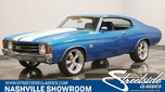1972 Chevrolet Chevelle  for sale $38,995