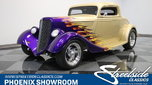 1934 Ford 3-Window Coupe for Sale $44,995