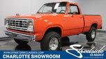 1976 Dodge D100  for sale $27,995
