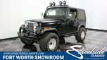 1984 Jeep CJ7  for sale $25,995