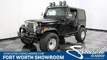 1984 Jeep CJ7  for sale $25,995