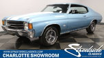 1972 Chevrolet Chevelle  for sale $41,995