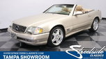 2001 Mercedes-Benz SL500  for sale $13,995
