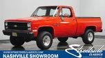 1984 Chevrolet K10 for Sale $23,995
