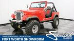 1983 Jeep CJ7  for sale $25,995