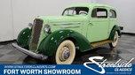 1935 Chevrolet JA Master Deluxe  for sale $19,995