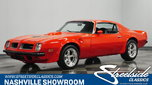 1974 Pontiac Firebird  for sale $33,995