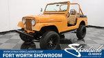 1977 Jeep CJ7  for sale $29,995