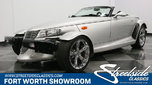 2001 Plymouth Prowler  for sale $22,995