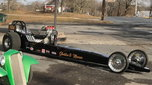 Front Engine Dragster Blown BBC