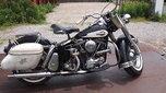 1956 Harley-Davidson Panhead  for sale $12,000