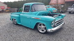 1957 chevy pickup  for sale $50,000