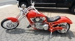 2012 Bourget Fat Daddy Softail Chopper