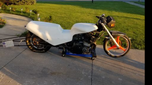 Suzuki gs1100 cartire rolling chassis  for sale $2,500