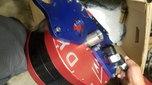 "2000+HP Dynomite 13"" Siamese Toroidal water brake  for sale $5,800"