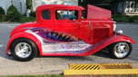1930 ford 5 window show rod