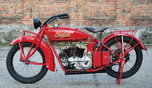 1927 Indian Scout  for sale $16,000