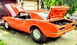 1968 Chevy Camaro Turn key Pro/Street-Race.