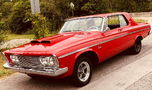 1963 PLYMOUTH BELVEDERE 426 MAX WEDGE 4-SPEED