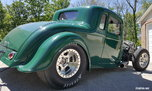 1933 Plymouth 5-Window Coupe  for sale $55,000