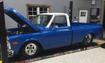 '72 Chevy C10 Short Box   for sale $42,500