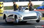 57 Don Davis Corvette Roadster  for sale $52,000