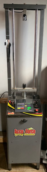 Accuforce digital spring smasher  for Sale $4,500