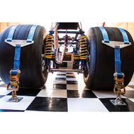 Mac's Tie Downs - Drag Racing Tie Downs  for Sale