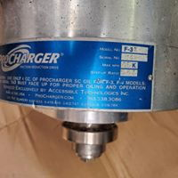 Procharger F3X 135mm  for Sale $3,500
