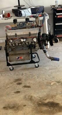 358 spec engine