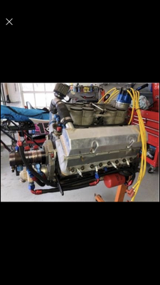 Race ready 360 Sprint car engine