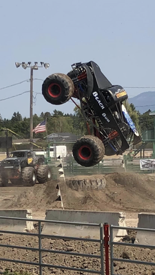 Monster Truck Operation
