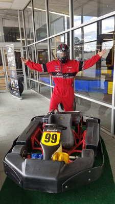Honda Powered Go Karts